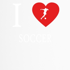 I Love SOCCER - Thermobecher