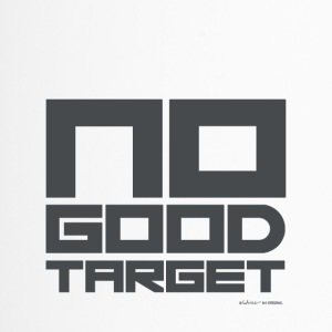 NO GOOD TARGET GRIJS - Thermo mok