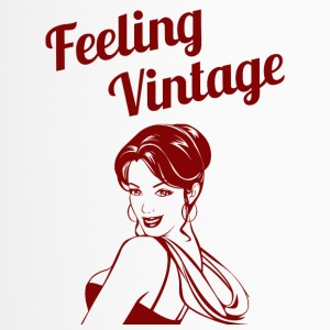 Pin-Up Girl / Rockabilly / 50s: Føler Vintage - Termokopp