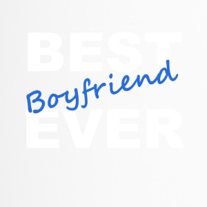 Best Boyfriend Ever Freund T-Shirt - Thermobecher