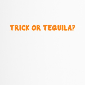 trick or tequila T-shirt - Mug thermos