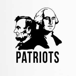 Patriots Patriot USA American Presidents - Travel Mug