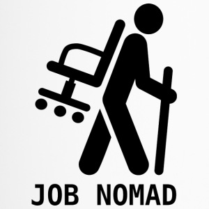 job nomad - Travel Mug