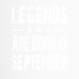 Legends er født i SEPTEMBER - Termokrus