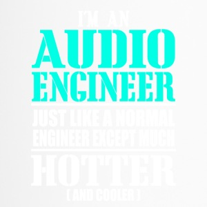 AUDIO ENGINEER - Thermobecher