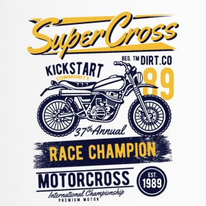 Super Cross2 - Thermobecher