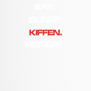 eat sleep repeat KIFFEN - Thermobecher