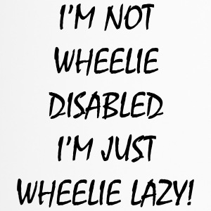 wheelie LAZY - Termokopp