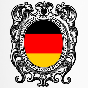 Tyskland skjorte Germany flag German - Termokopp