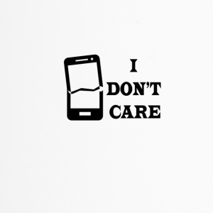 I don't care - Travel Mug