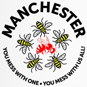 Don't Mess with Manchester - Travel Mug