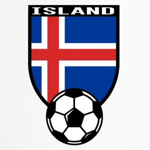 Islanda Football - Tazza termica