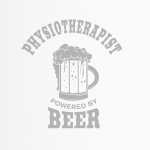 PHYSIOTHERAPIST powered by BEER - Travel Mug