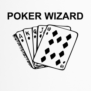Poker Wizard - Thermobecher