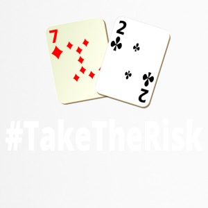 Take The Risk 72o Poker - Thermobecher