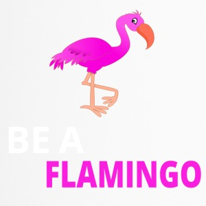 Be A Flamingo - Thermobecher