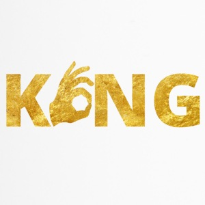King Perfect Gold - Thermobecher