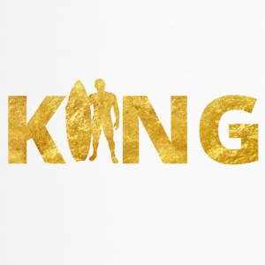 Surfer King Gold - Thermobecher