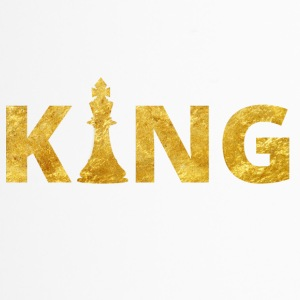 Schach Koenig Chess King Gold - Thermobecher