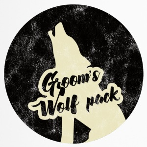 Bachelor party / JGA / Groom's Wolfpack - Travel Mug