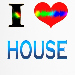 I Love HOUSE - Thermobecher