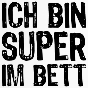 Super im Bett - Thermobecher