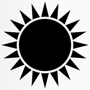 Sun Icon - Travel Mug