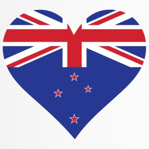 A Heart For New Zealand - Travel Mug