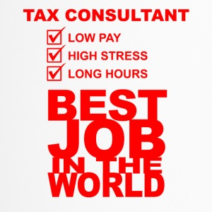 tax consultant - Thermobecher