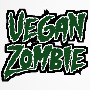 Zombie: Vegan Zombie - Thermobecher