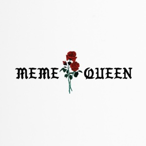 Meme queen rose - Travel Mug