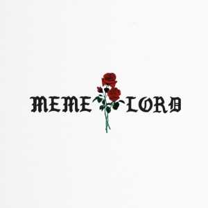 Meme lord rose - Travel Mug