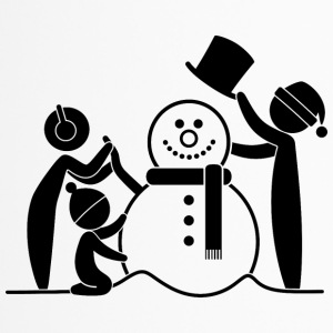 Kids Christmas Snowman - Termosmugg