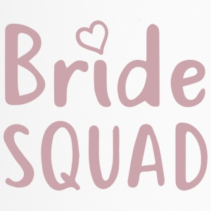 Bachelorette Party - BRIDE SQUAD - Travel Mug