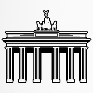 Brandenburg Gate - Travel Mug