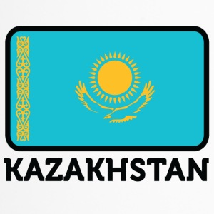 Drapeau national du Kazakhstan - Mug thermos
