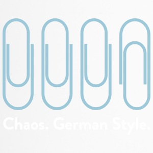 Chaos: German Style - Travel Mug