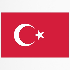 Nationalflagge der Türkei - Thermobecher