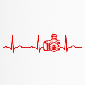 ECG HEARTBEAT CAMERA Red - Thermo mok