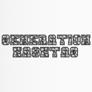Generation Hashtag - Thermobecher