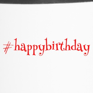 #happy Birthday - Travel Mug