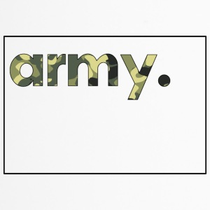Army Camouflage - Travel Mug
