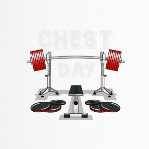 BODYBUILDING | CHEST DAY - Thermo mok
