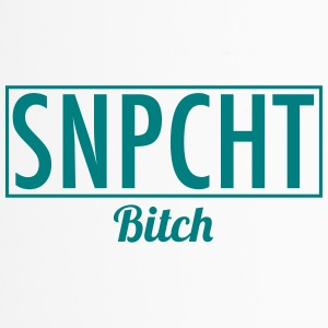 snapchat bitch - Thermobecher