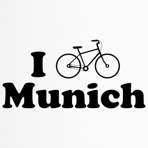 munich biking - Travel Mug