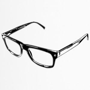 Brille - Thermobecher