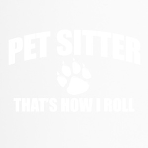 pet sitter - Travel Mug