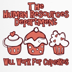 HRD wants work for cupcakes - Travel Mug