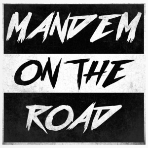 mandem_on_the_road0000 - Travel Mug