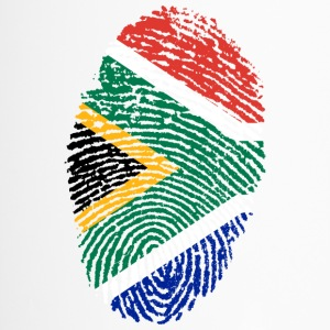 Fingerprint - Südafrika - Thermobecher